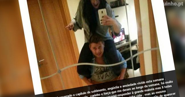 Photo of Daniela Duarte reagiu publicamente acerca do falecimento do seu melhor amigo