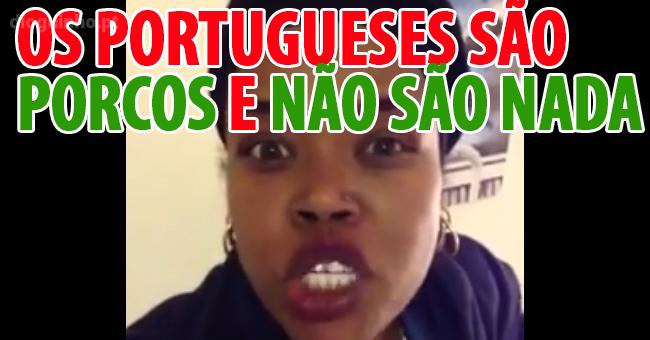 Photo of Cabo Verdiana diz que portugueses são uns Branquelas sujos, e cheiramos mal.