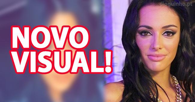 Photo of Jéssica Maria mudou completamente o seu visual… parece a Diana Ferreira