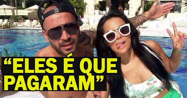 """Photo of Férias de Elisabete e Bruno """"Pagaram do bolso deles"""""""