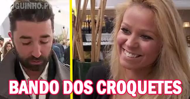 Photo of VIPS no Estoril Open a fazer figurinhas tristes