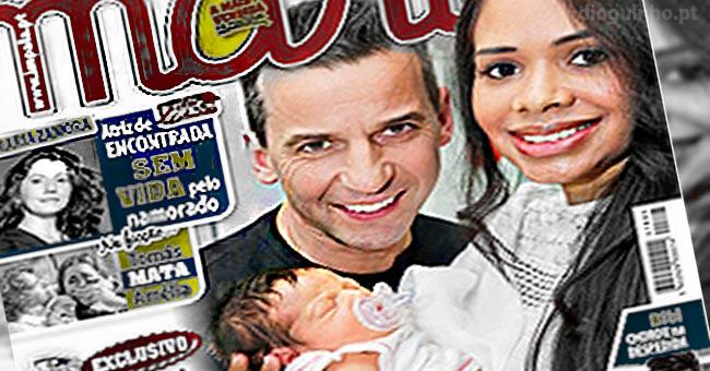 Photo of Como está o filho da Cinthia e Luís com 3 meses?