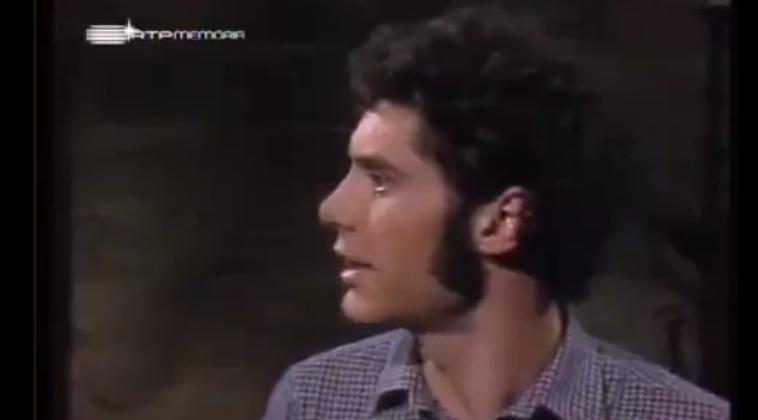 Photo of Nuno Melo na novela Chuva de Areia como Caniço (1985)