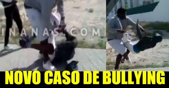 Photo of Novo caso de bullying em Portugal [Vale da Amoreira]