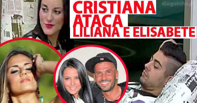 Photo of Cristiana Dionísio ataca «forte e feio» a Liliana Antunes e a Elisabete