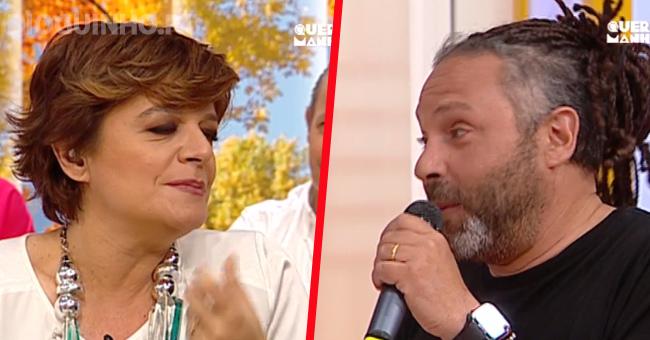 "Photo of Júlia Pinheiro mete a pata na poça ""[Berg] Cantas escandalosamente mal"""