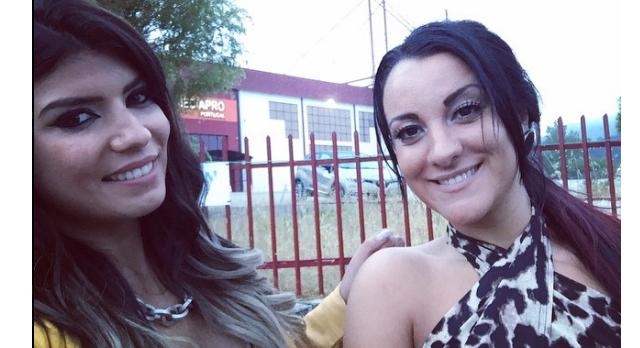 Photo of Sofia Sousa e Cristiana Dionísio são as melhores amigas