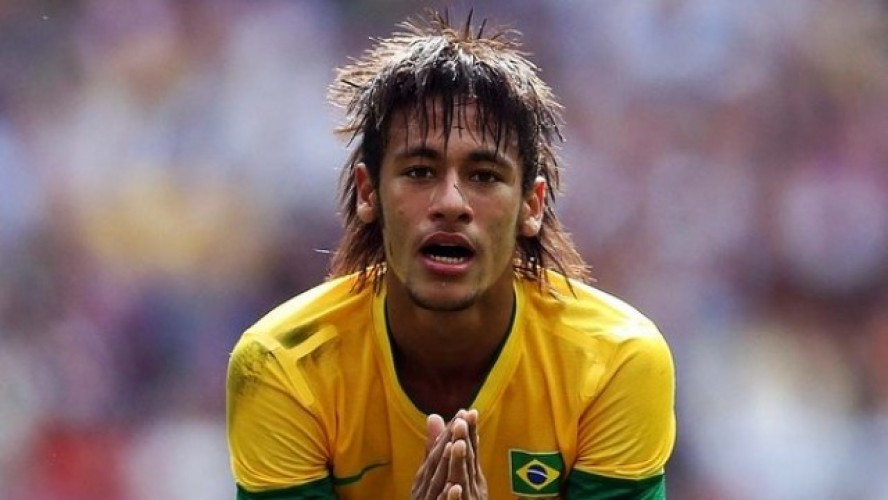 Photo of Neymar tatuou imagem da irmã no braço