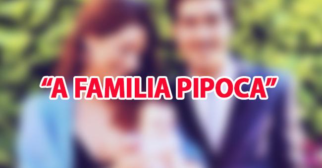 """Photo of Francisco Garcia apresenta a """"família pipoca"""" e a sua bebé"""