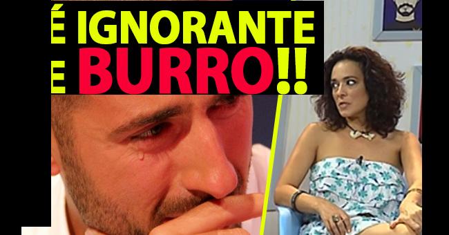 """Photo of São José Correia arrasa Gustavo Santos """"é perigoso, ignorante e burro"""""""