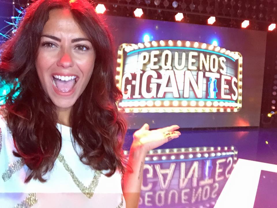 Photo of Sofia Ribeiro está muito empolgada e feliz por participar em «Pequenos Gigantes»