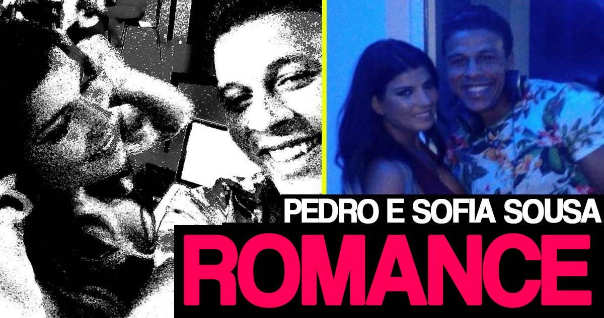 Photo of Sofia Sousa e Pedro Luso estão apaixonados