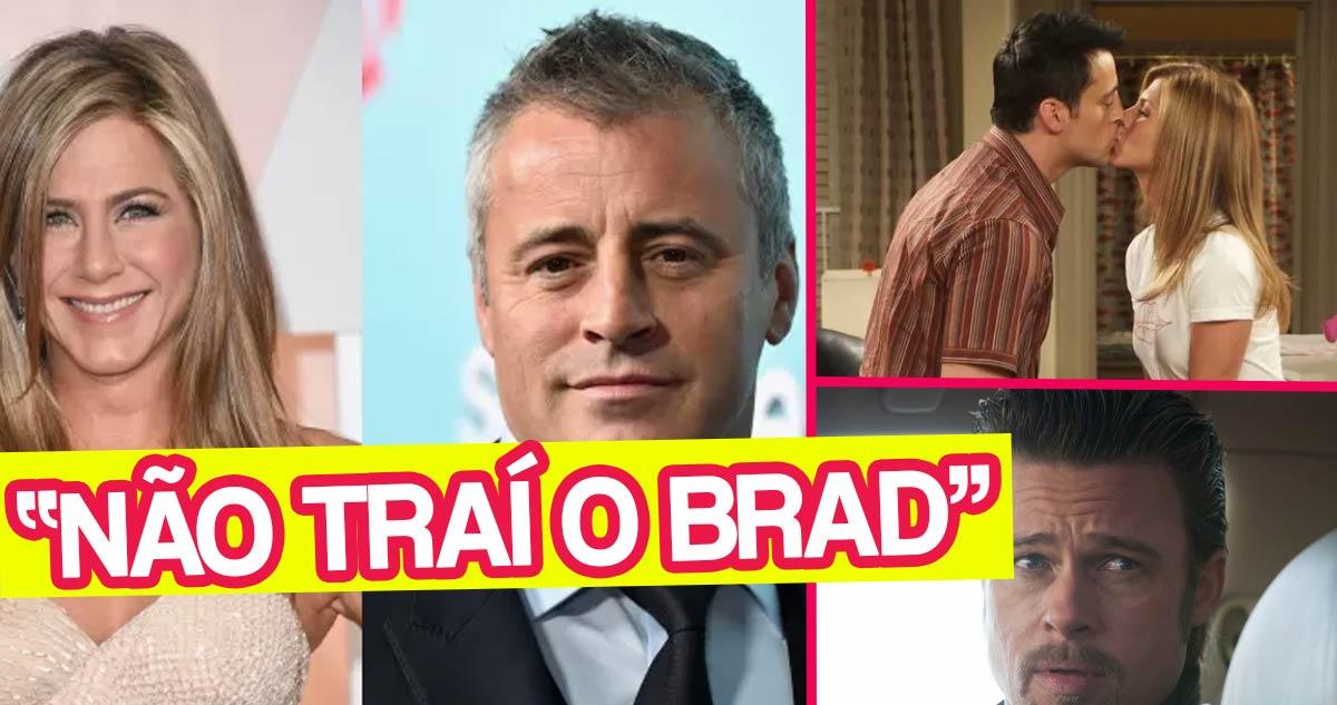 Photo of Jennifer Aniston nega ter traído o Brad Pitt