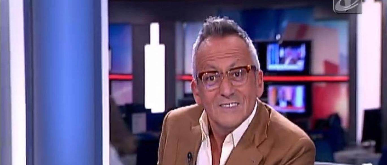 Photo of Manuel Luís Goucha rouba a cena do pivô em directo (vídeo)