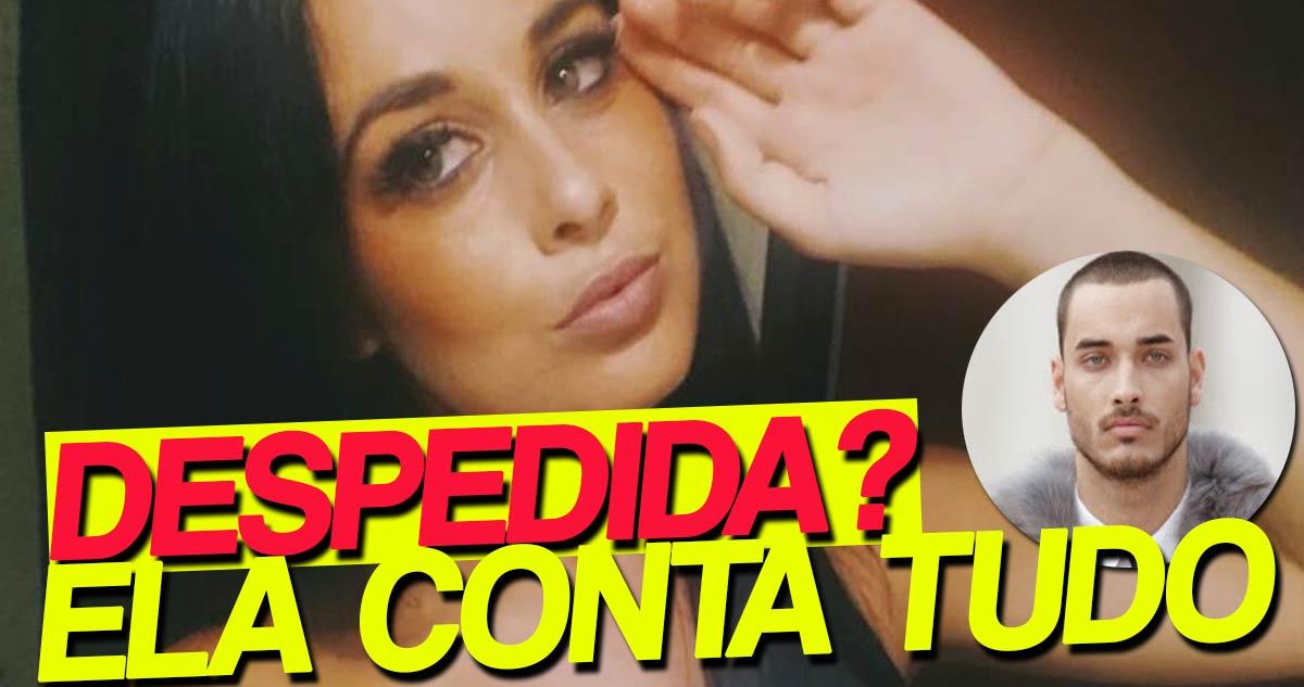 Photo of Bliss: Daniela Duarte foi despedida mas ela conta tudo… e Rui Almeida também!