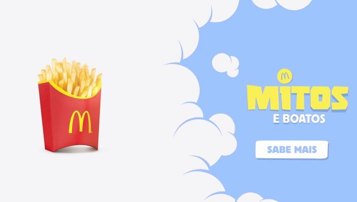 Photo of Como são feitas as batatas da McDonald's? Eles explicam…