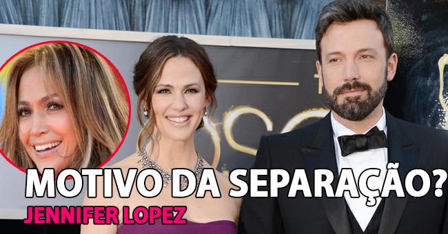Photo of Jennifer Lopez pode ser o motivo do divorcio de Jennifer Garner e Ben Affleck
