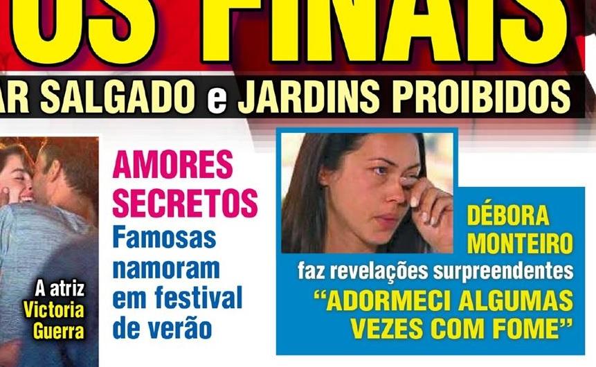Photo of Débora Monteiro confessou que já passou fome