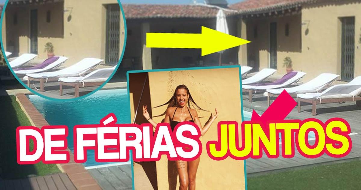Photo of Mara Spinola e Fábio Machado estão de férias JUNTOS