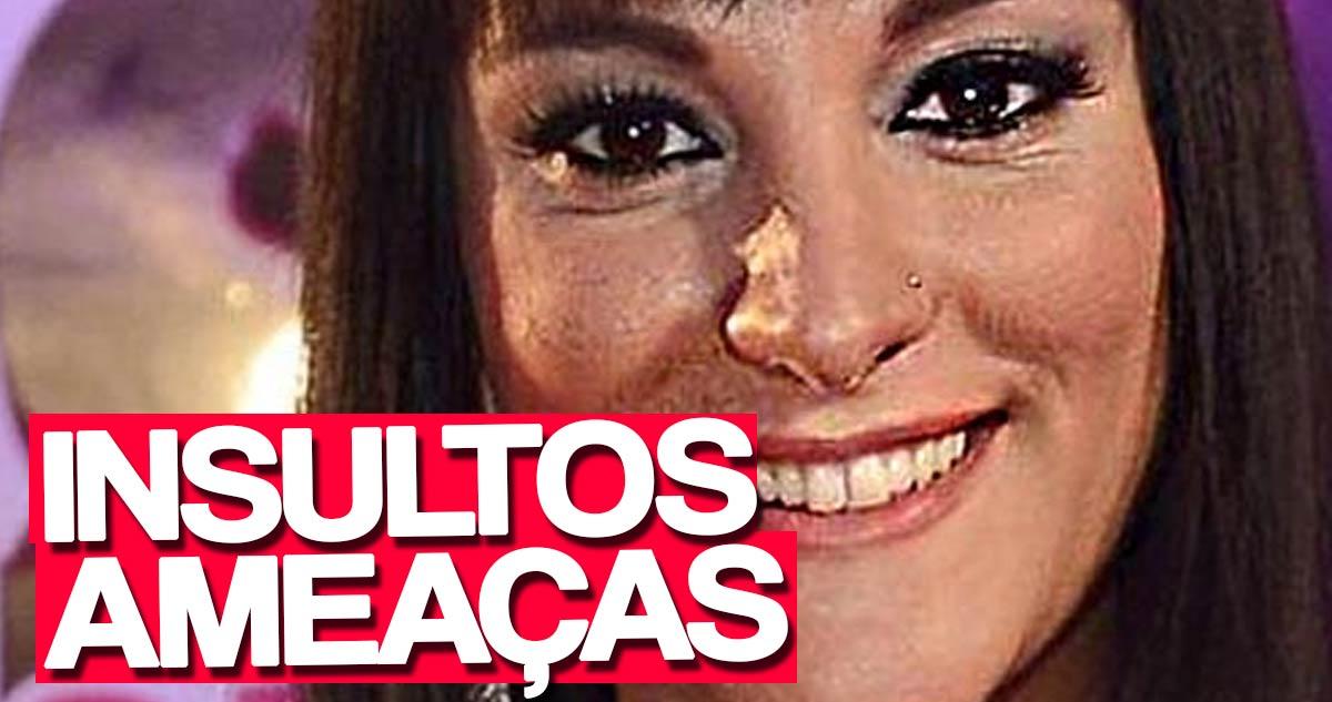 Photo of Cristiana Dionísio assassina a língua portuguesa, mas depois insulta e ameaça seguidores