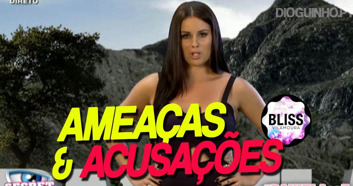 Photo of Bliss: Daniela Duarte faz duras críticas e algumas ameaças
