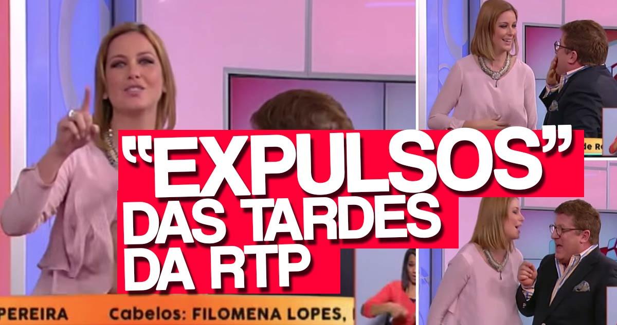 """Photo of «Agora Nós» vai regressar mas """"expulsa"""" Herman José e Vanessa Oliveira das tardes da RTP"""