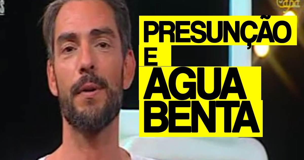 Photo of Cláudio Ramos garante ninguém podia fazer o programa [«Contra Capa»] em Portugal