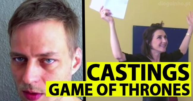 Photo of HBO divulga vídeo com os castings para a série 'Game of Thrones'
