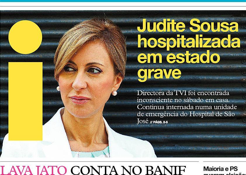 Photo of TVI nega que a Judite de Sousa tenha sido internada