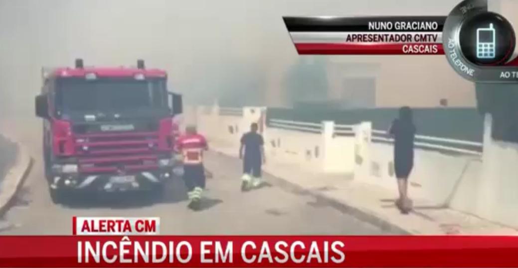 Photo of Nuno Graciano critica os bombeiros e estes ficam revoltados