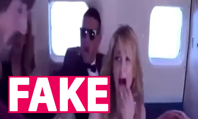 Photo of Partida a Paris Hilton a bordo de um avião a cair afinal foi FAKE