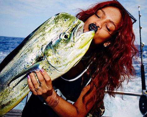 1 - Rihanna
