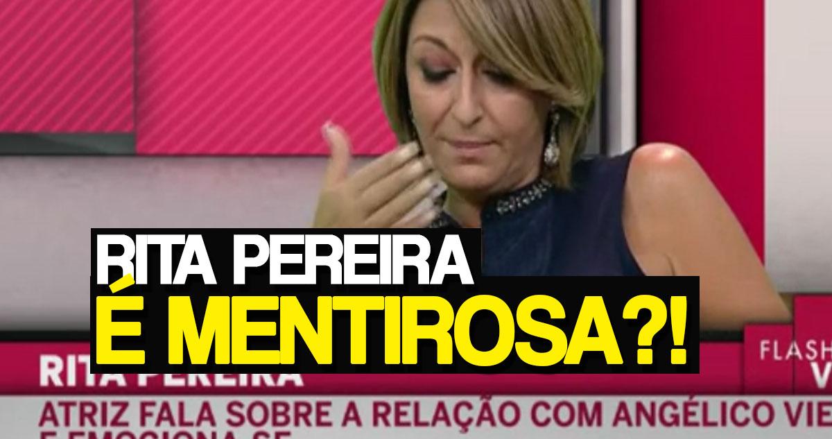 Photo of Maya arrasa Rita Pereira e diz é que mentirosa no 'caso Angélico Vieira'