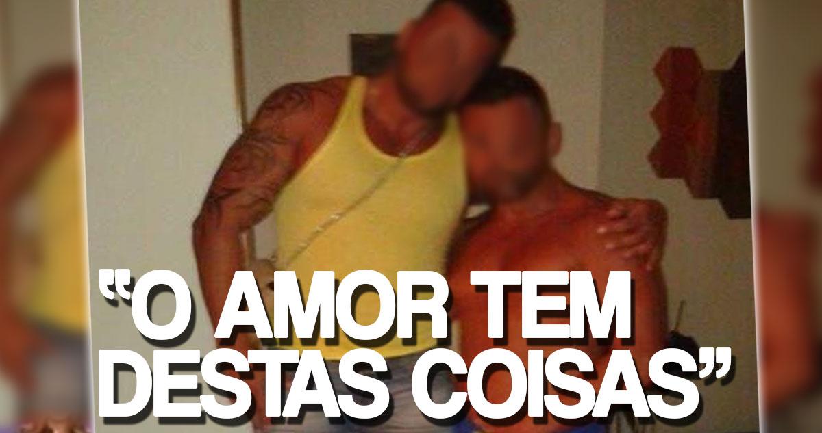 """Photo of """"O amor tem destas coisas"""", diz ex-concorrente da Casa 5"""