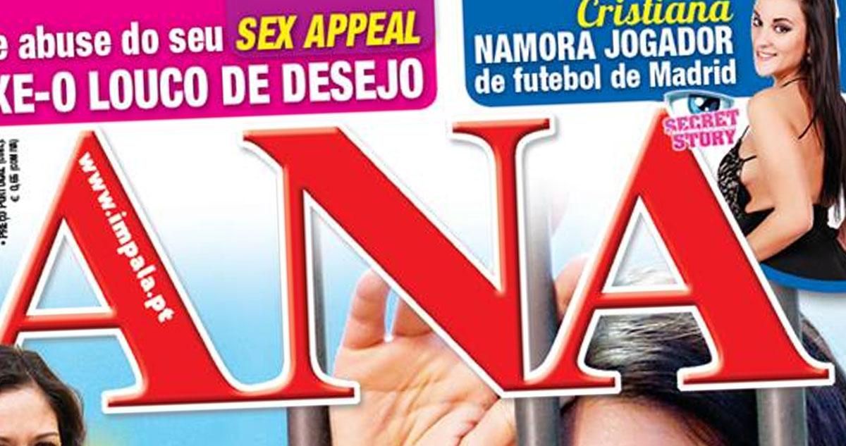 Photo of Cristiana Dionísio anda a namorar um jogador de Madrid