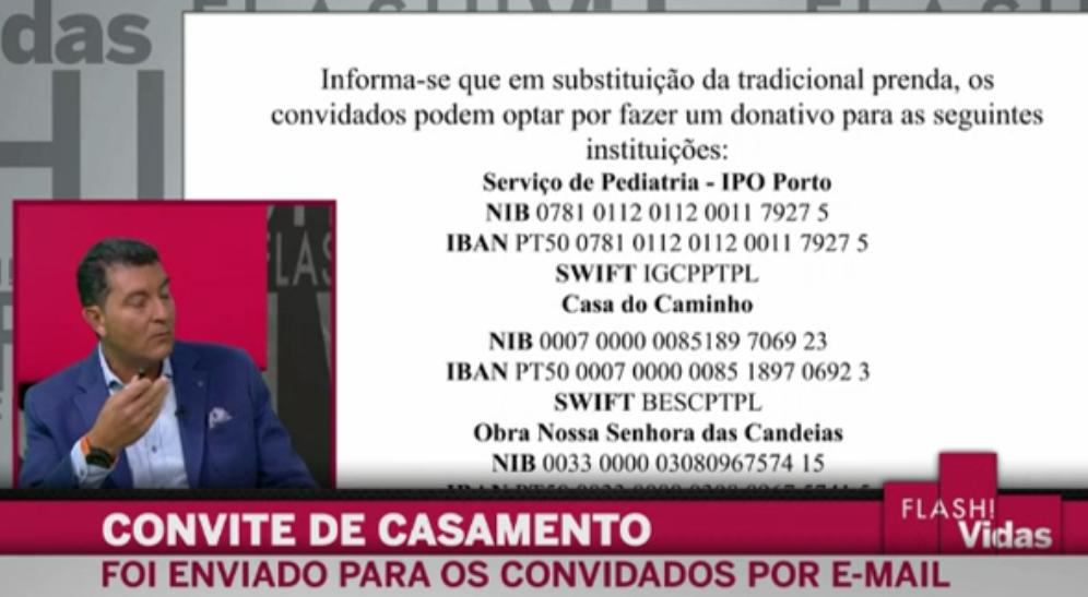 Photo of Ricardo Tavares diz que a mulher do Jorge Mendes tem mamas avantajadas e ar de badalhoca