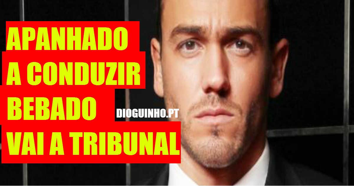 Photo of Pedro Teixeira falta ao tribunal após ser apanhado com álcool