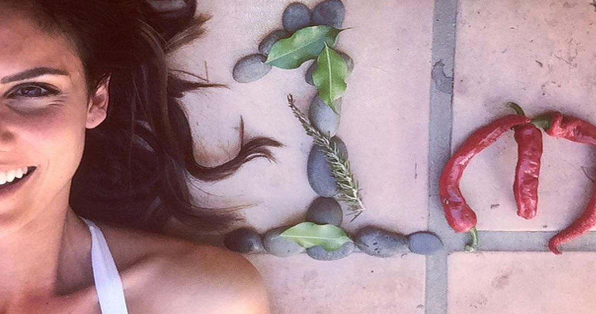 Photo of Daniela Ruah festeja eufóricamente 1 Milhão de likes no Facebook