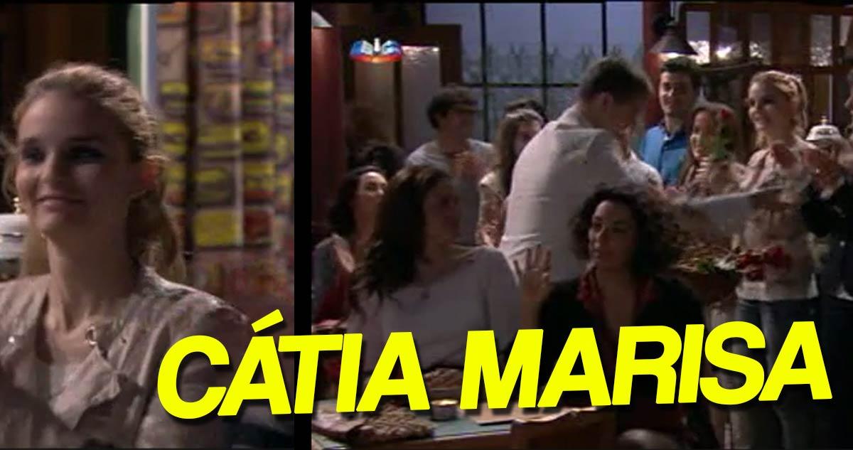 Photo of Cátia Marisa da Casa dos Segredos 3 participa na novela Mar Salgado