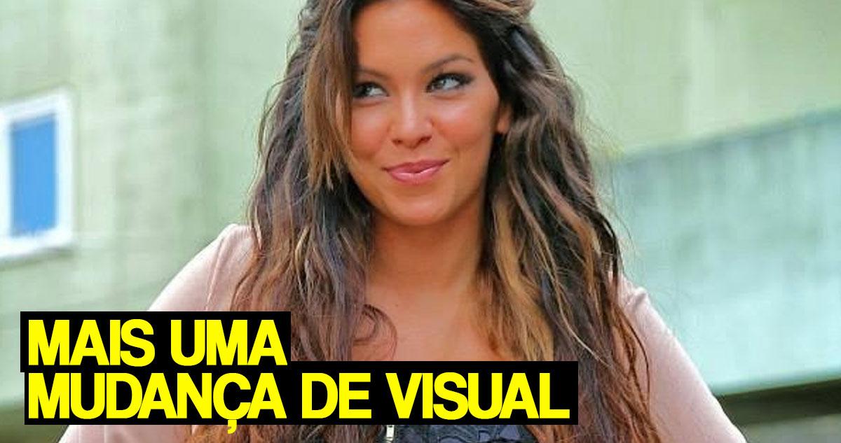 Photo of Jéssica Maria fez nova mudança no seu visual… mas no resto está tudo igual!