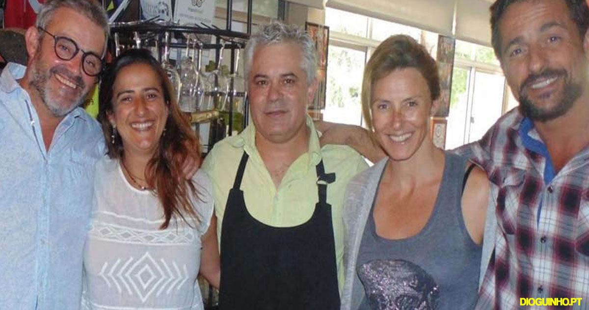 Photo of Sofia Cerveira já acompanha o namorado Gonçalo Diniz em trabalho