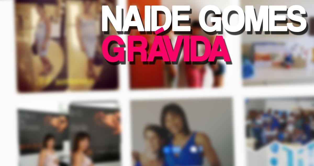 """Photo of Naide Gomes partilha mega barriga de grávida com os fãs """"34 Semanas de muito amor"""""""