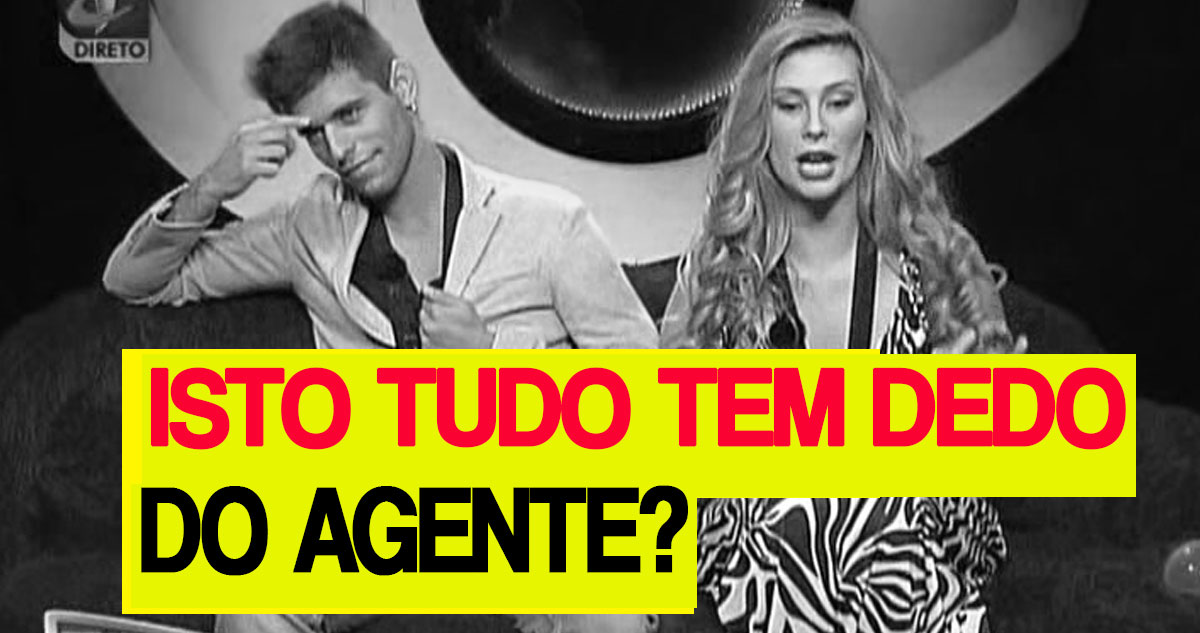 Photo of Tiago Ginga e Bernardina Brito têm dado espectáculo e tem dedo do agente?