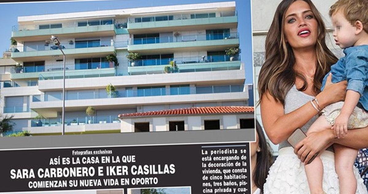 Photo of Já conheces a casa de Sara Carbonero e Iker Casillas?