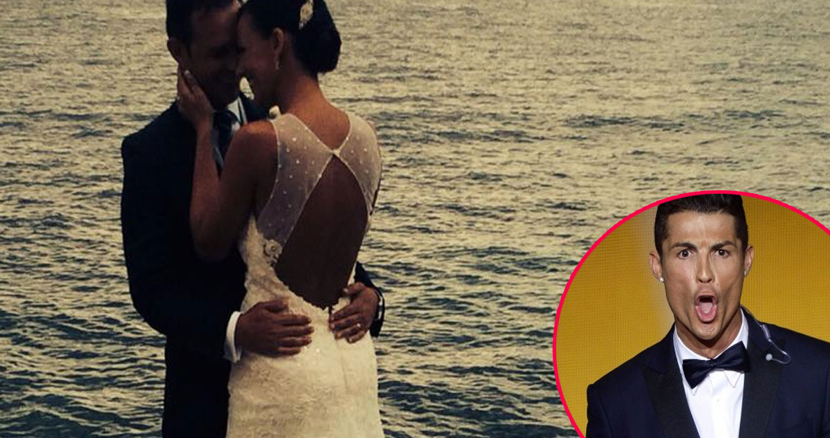 Photo of Ex-namorada de Cristiano Ronaldo esta grávida