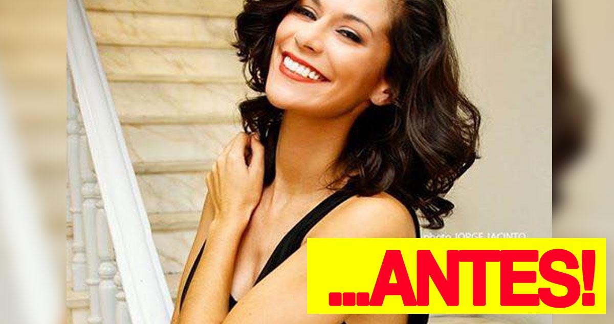 Photo of Marta Melro apresentou hoje o seu novo visual