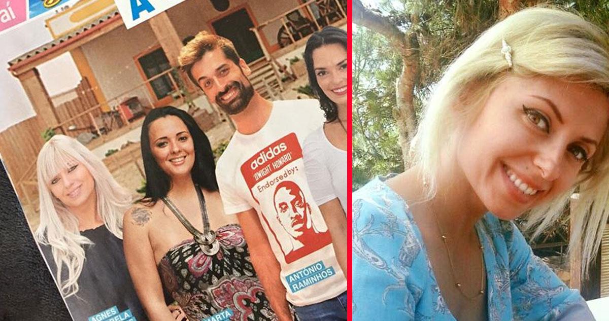 Photo of Agnes Arabela já faz 'campanha' para A Quinta