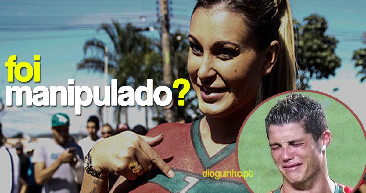 Photo of Andressa Urach diz que manipulou o Cristiano Ronaldo, sabe como
