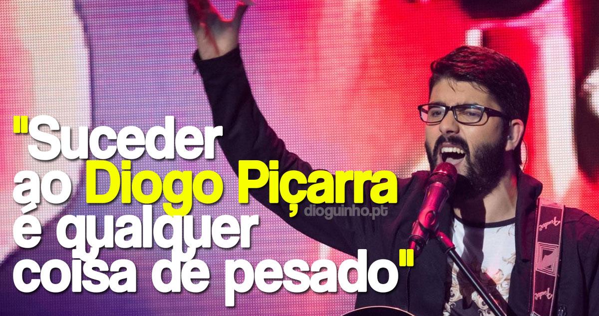 """Photo of João Couto: """"Suceder ao Diogo Piçarra é qualquer coisa de pesado"""""""