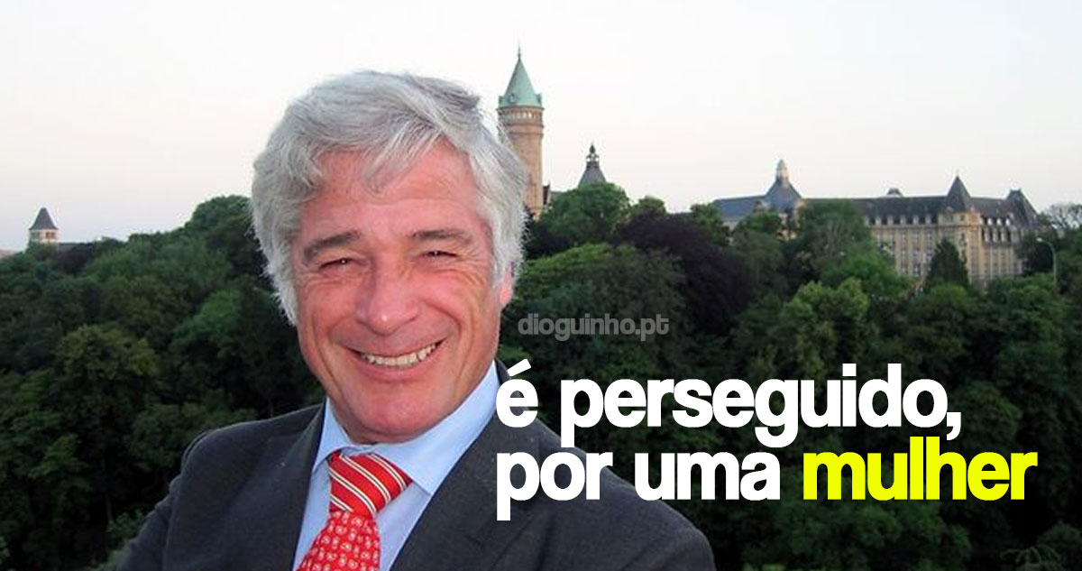 Photo of Gonçalo da Câmara Pereira está a ser perseguido por uma mulher